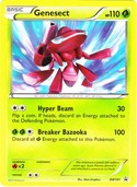 Genesect from BW Promos