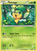 Pansage from BW Promos