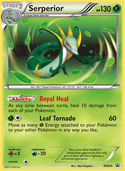 Serperior from BW Promos