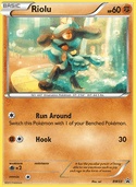 Riolu from BW Promos