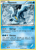 Kyurem from BW Promos