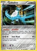 Cobalion from BW Promos