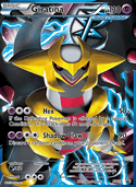 Giratina from BW Promos