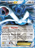 Lugia-EX from BW Promos