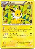 Jolteon from BW Promos