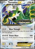 Tornadus-EX from BW Promos