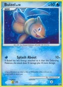 Buizel from DP Promos