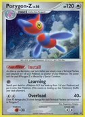 Porygon-Z from DP Promos