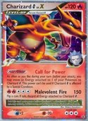 Charizard G LV.X from DP Promos