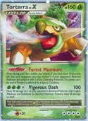 Torterra LV.X from DP Promos