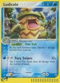 Ludicolo from ex Promos