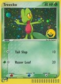 Treecko from ex Promos