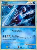 Lugia from HGSS Promos