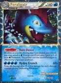 Feraligatr from HGSS Promos