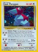 Cool Porygon from Black Star Promos (Wizards)