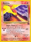 Moltres from Black Star Promos (Wizards)