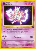 Mewtwo from Wizards Promos