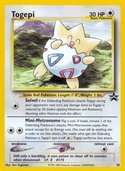 Togepi from Black Star Promos (Wizards)