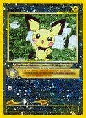 Pichu from Black Star Promos (Wizards)