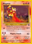 Magmar from Black Star Promos (Wizards)