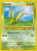 Scyther from Black Star Promos (Wizards)