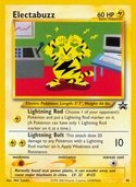 Electabuzz from Black Star Promos (Wizards)
