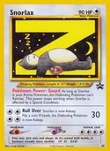 Snorlax from Black Star Promos (Wizards)