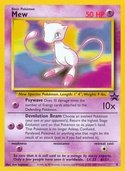 Mew from Black Star Promos (Wizards)