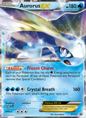 Aurorus-EX from XY Promos