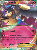 Mawile-EX from XY Promos