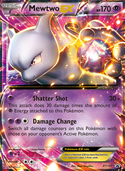 Mewtwo-EX from XY Promos