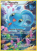 Manaphy from XY Promos