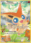 Victini from XY Promos