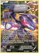 Genesect from XY Promos