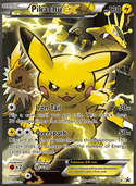 Pikachu-EX from XY Promos