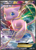 Mew-EX from XY Promos