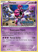 Hoopa from XY Promos