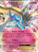 Xerneas-EX from XY Promos