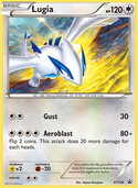 Lugia from XY Promos