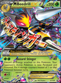 M Beedrill-EX from XY Promos