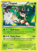 Gogoat from XY Promos