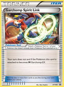 Garchomp Spirit Link from XY Promos