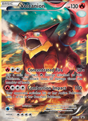 Volcanion from XY Promos