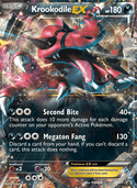 Krookodile-EX from XY Promos