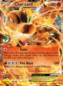 Charizard-EX from XY Promos