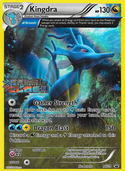 Kingdra from XY Promos
