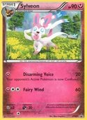 Sylveon from XY Promos