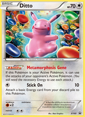 Ditto from XY Promos