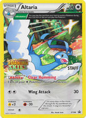 Altaria from XY Promos