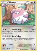 Blissey from XY Promos